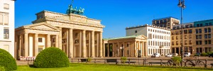 Brandenburger Tor @Fastenwandern in Berlin