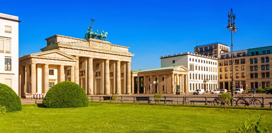 Brandenburger Tor @Fastenwandern in Berlin